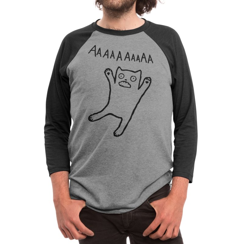Adequate Expression of Feelings Men's Longsleeve T-Shirt by Fox Shiver
