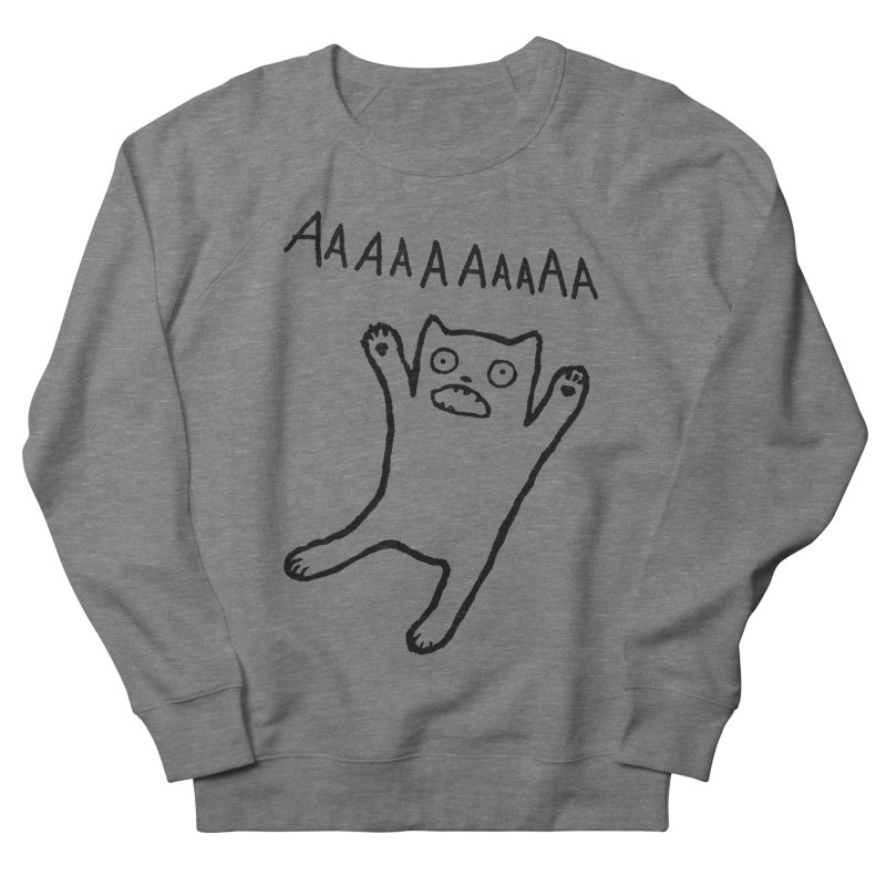 Adequate Expression of Feelings Men's Sweatshirt by Fox Shiver