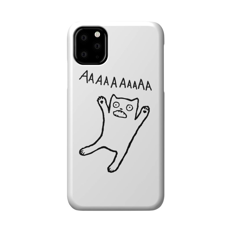 Adequate Expression of Feelings Accessories Phone Case by Fox Shiver
