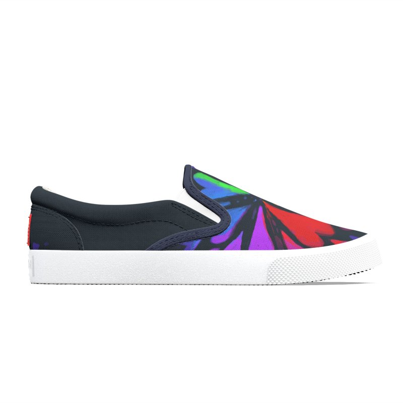 Rainbow Flower Women's Shoes by Fox Shiver