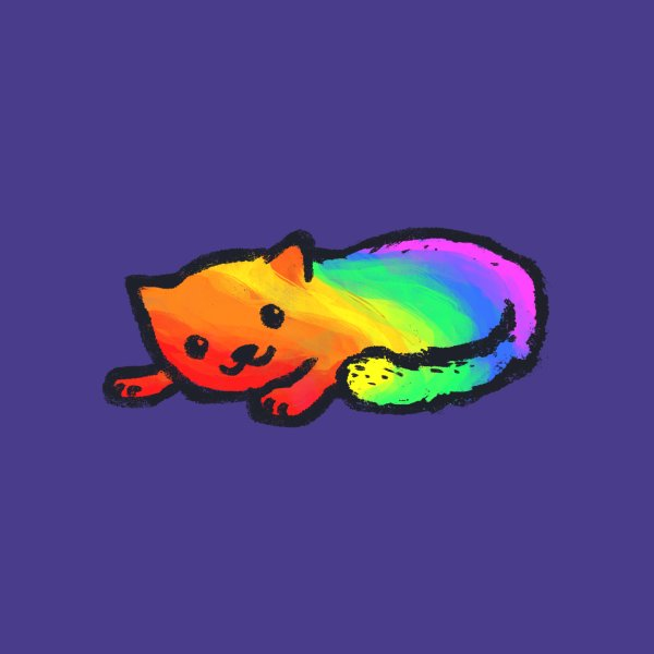 image for Rainbow Cat