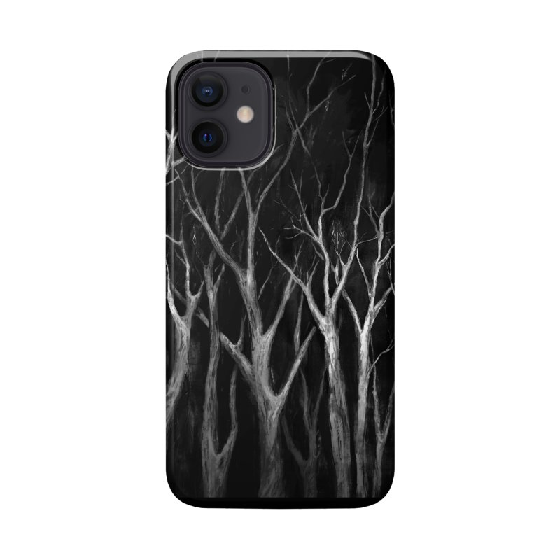 Among Trees Accessories Phone Case by Fox Shiver