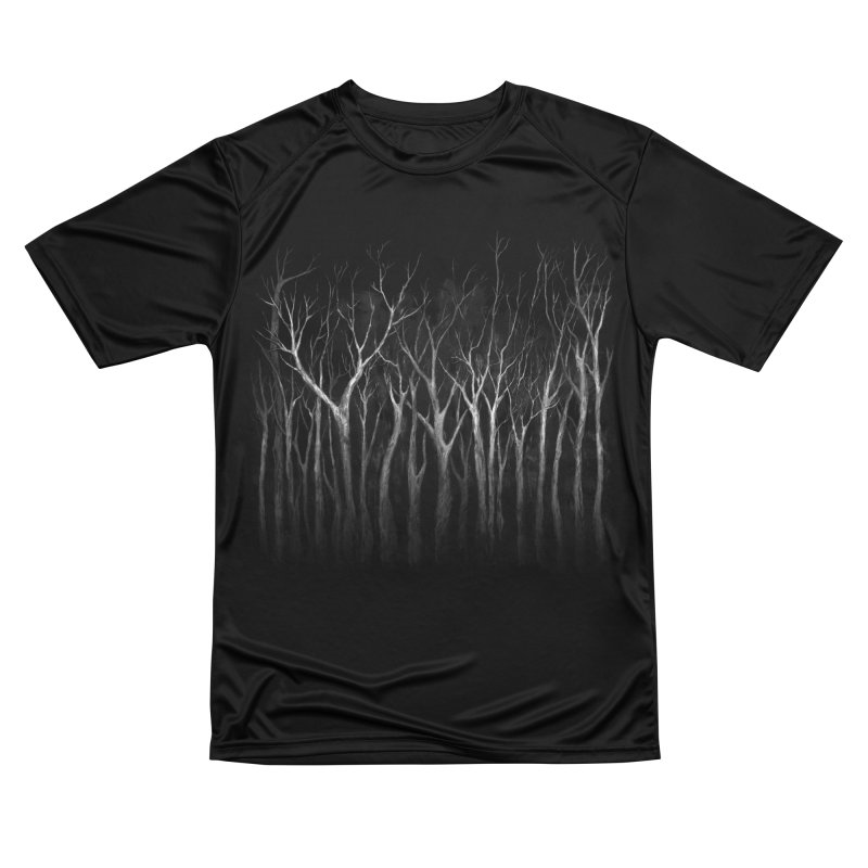 Among Trees Men's T-Shirt by Fox Shiver
