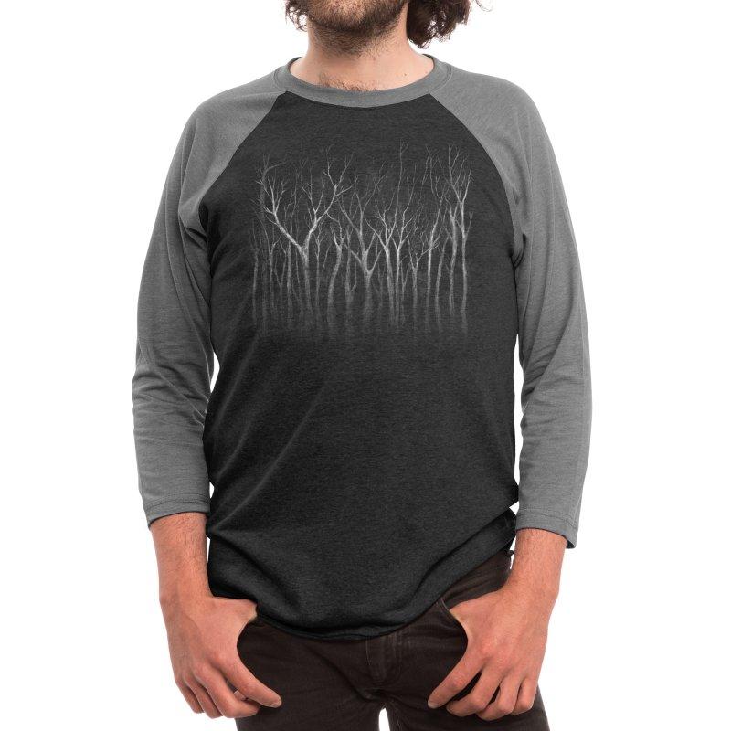 Among Trees Men's Longsleeve T-Shirt by Fox Shiver
