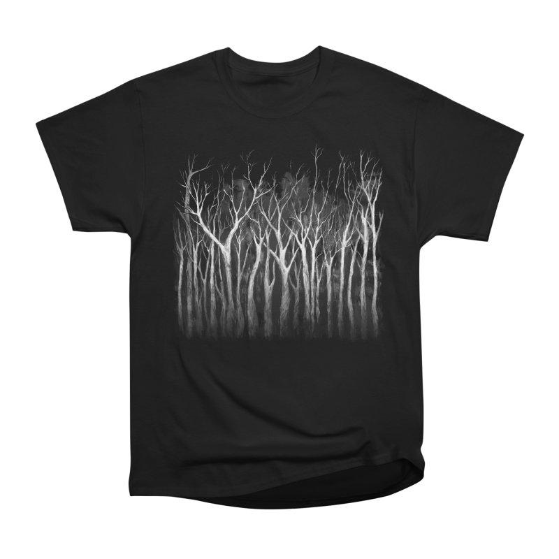 Among Trees Women's T-Shirt by Fox Shiver