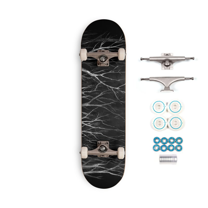 Among Trees Accessories Skateboard by Fox Shiver