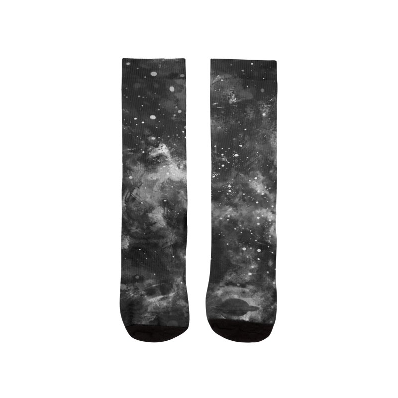 Space Painted Women's Socks by Fox Shiver