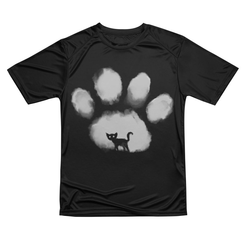 Human Cat Marked Men's Performance T-Shirt by Fox Shiver