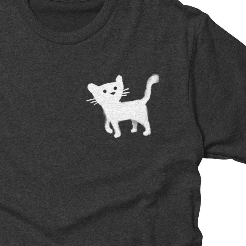 Winter Walk Men's T-Shirt by Fox Shiver