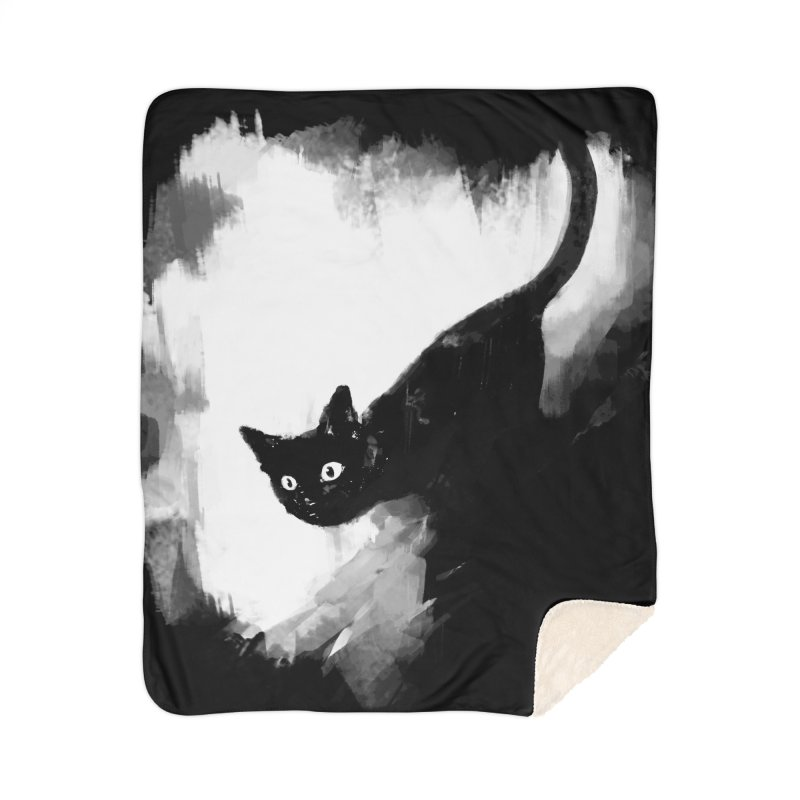 Jump Home Blanket by Fox Shiver