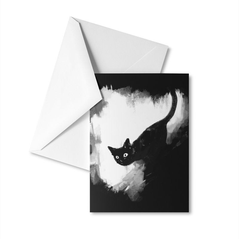 Jump Accessories Greeting Card by Fox Shiver