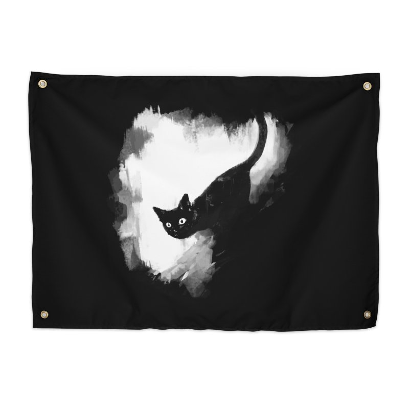 Jump Home Tapestry by Fox Shiver
