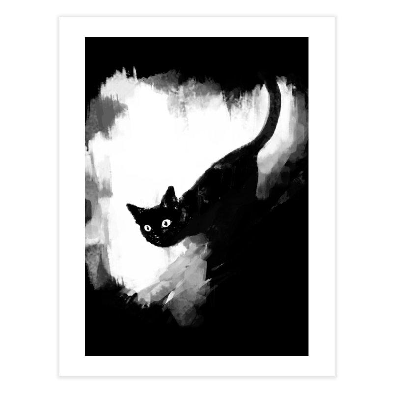 Jump Home Fine Art Print by Fox Shiver