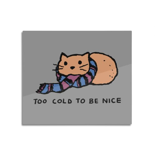 image for Too Cold to Be Nice