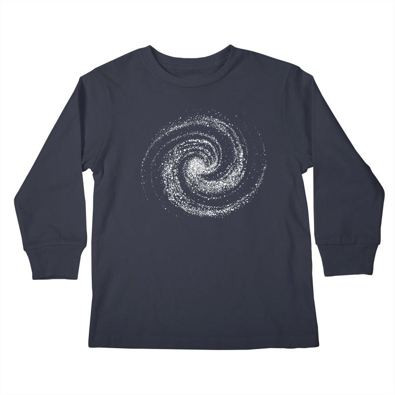 Galaxy Kids Longsleeve T-Shirt by Fox Shiver's Artist Shop