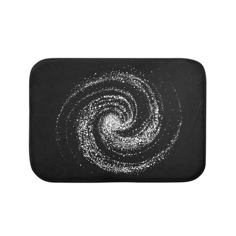 Galaxy Home Bath Mat by Fox Shiver's Artist Shop
