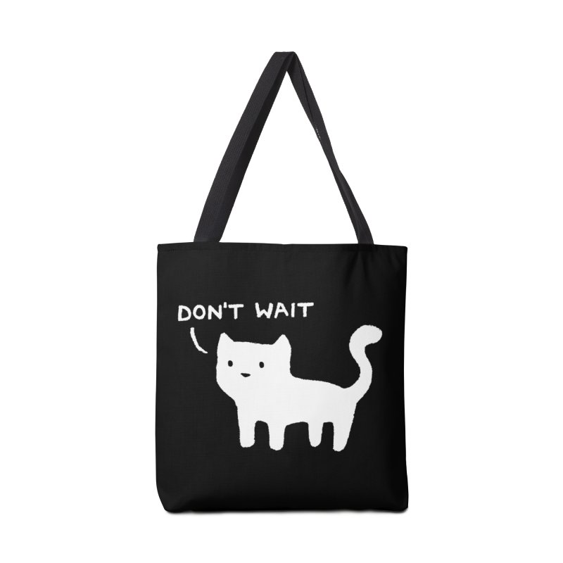 Don't Wait Accessories Bag by Fox Shiver