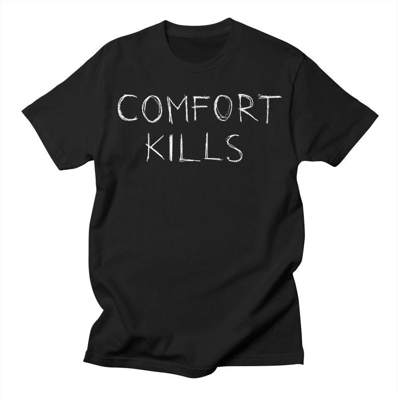 Comfort Kills Men's T-Shirt by Fox Shiver