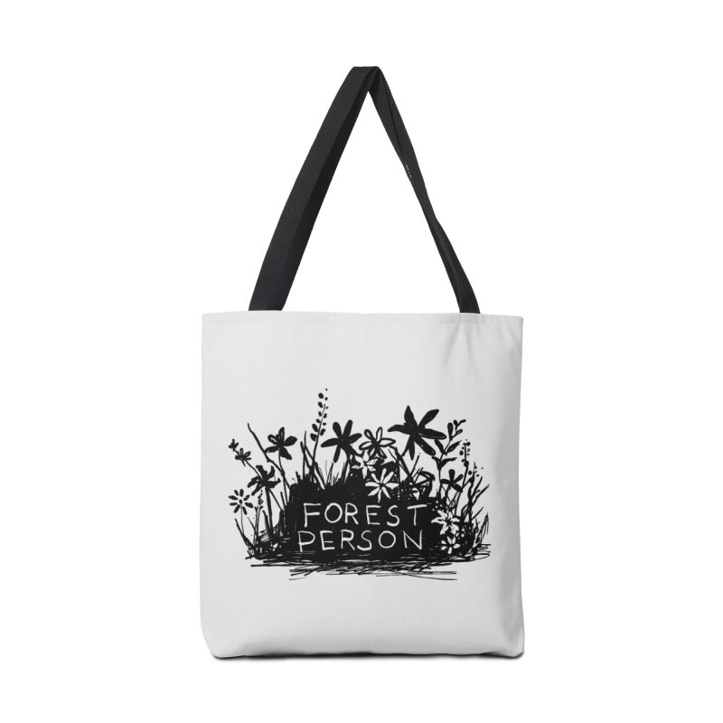 Forest Person Accessories Bag by Fox Shiver