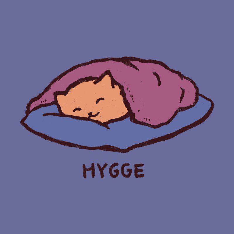 Hygge Accessories Magnet by Fox Shiver