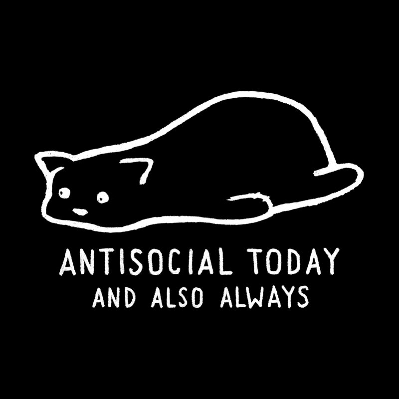 Antisocial Today and Also Always Kids Toddler Zip-Up Hoody by Fox Shiver