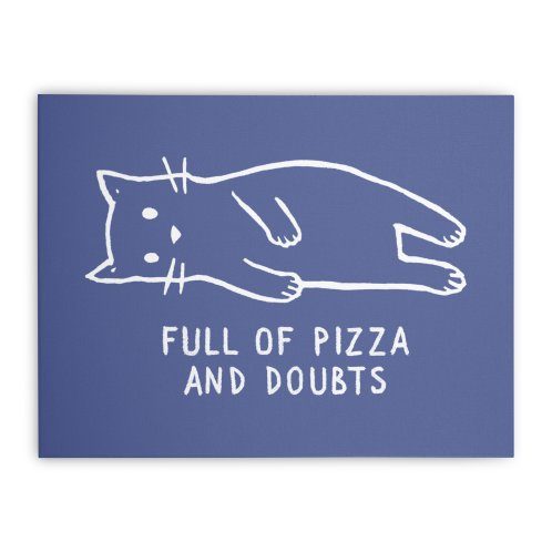 image for Full of Pizza and Doubts
