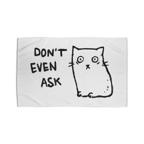 image for Don't Even Ask