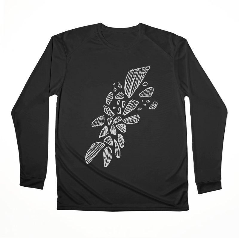 Black Sands Women's Longsleeve T-Shirt by Fox Shiver