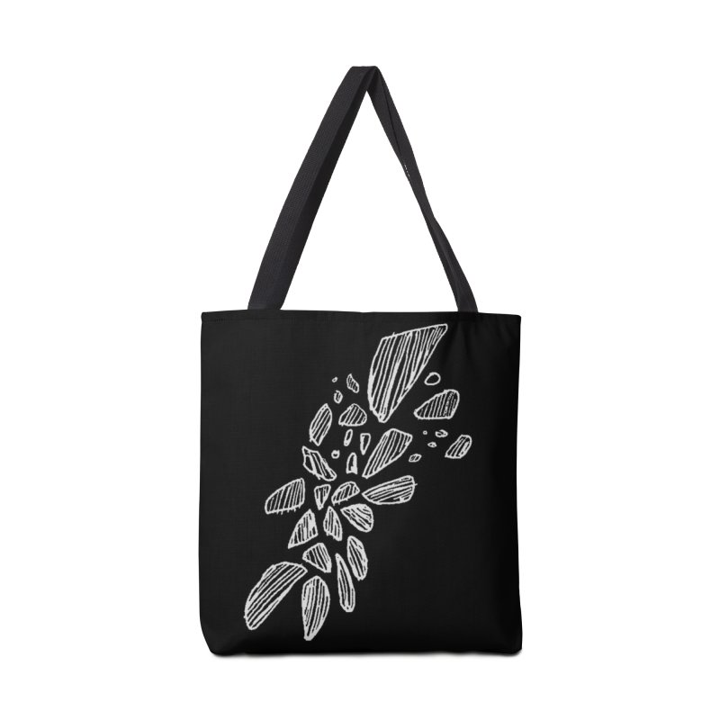 Black Sands Accessories Bag by Fox Shiver