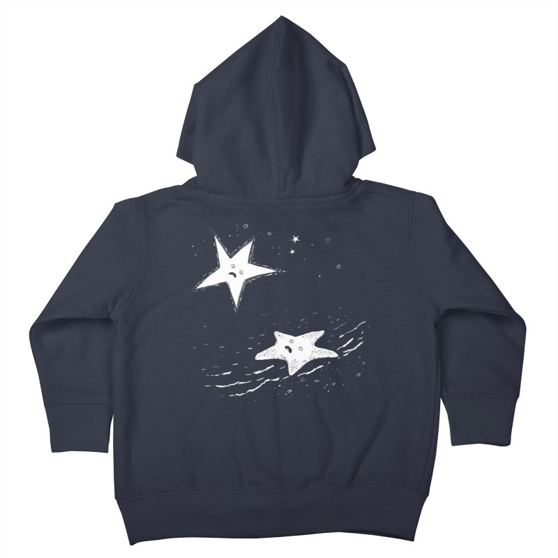 What Are You? Kids Toddler Zip-Up Hoody by Fox Shiver