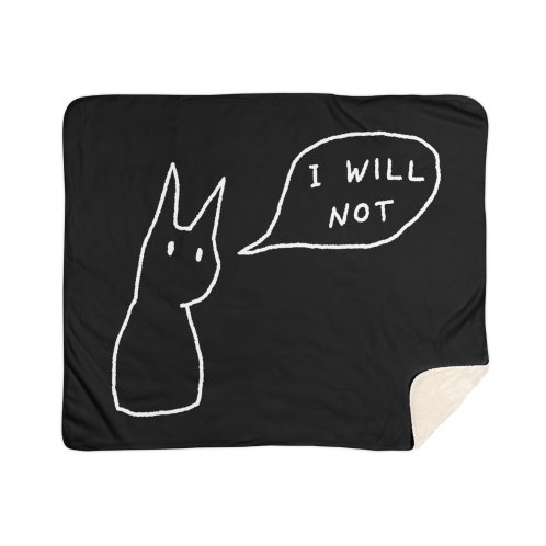 image for I will not