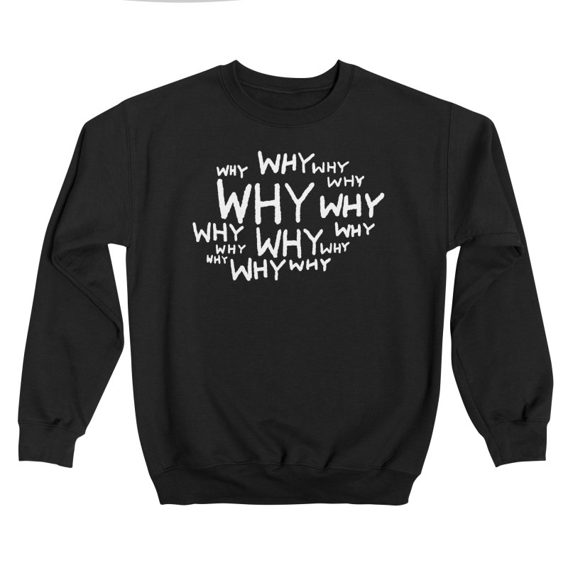 WHY Men's Sweatshirt by Fox Shiver