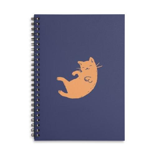 image for Ginger Cat Sleeping