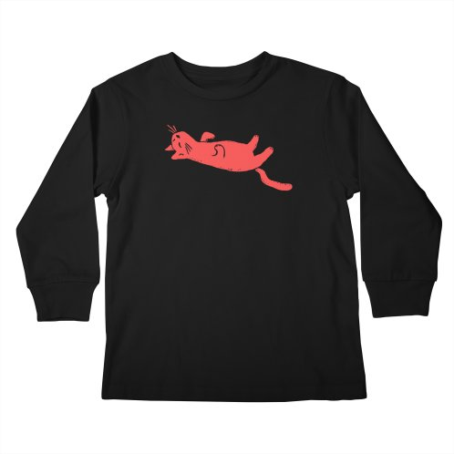 image for Red Cat Sleeping