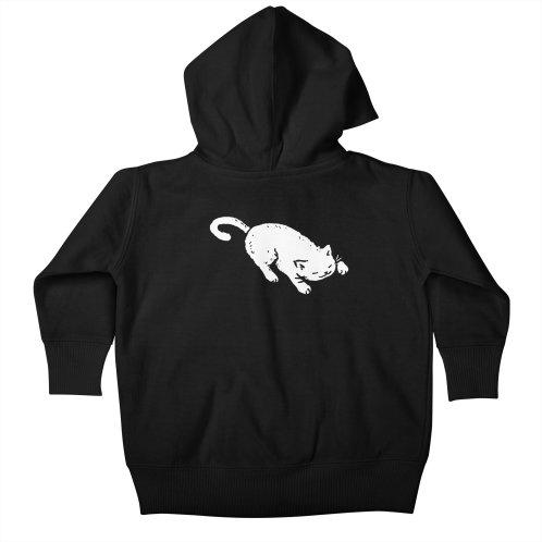 image for White Cat Sleeping