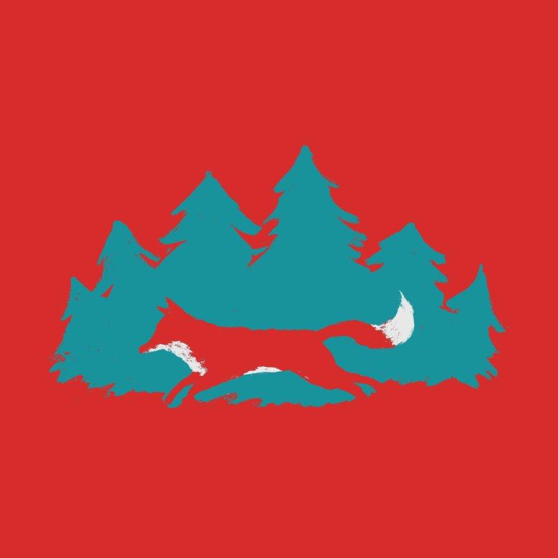 Wild Creature Men's T-Shirt by Fox Shiver
