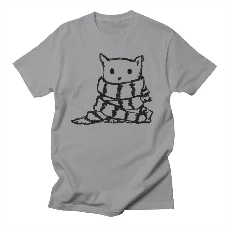 Keep Me Warm Men's T-Shirt by Fox Shiver's Artist Shop