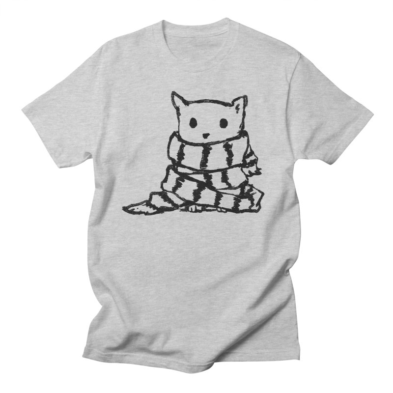 Keep Me Warm Women's Unisex T-Shirt by Fox Shiver's Artist Shop
