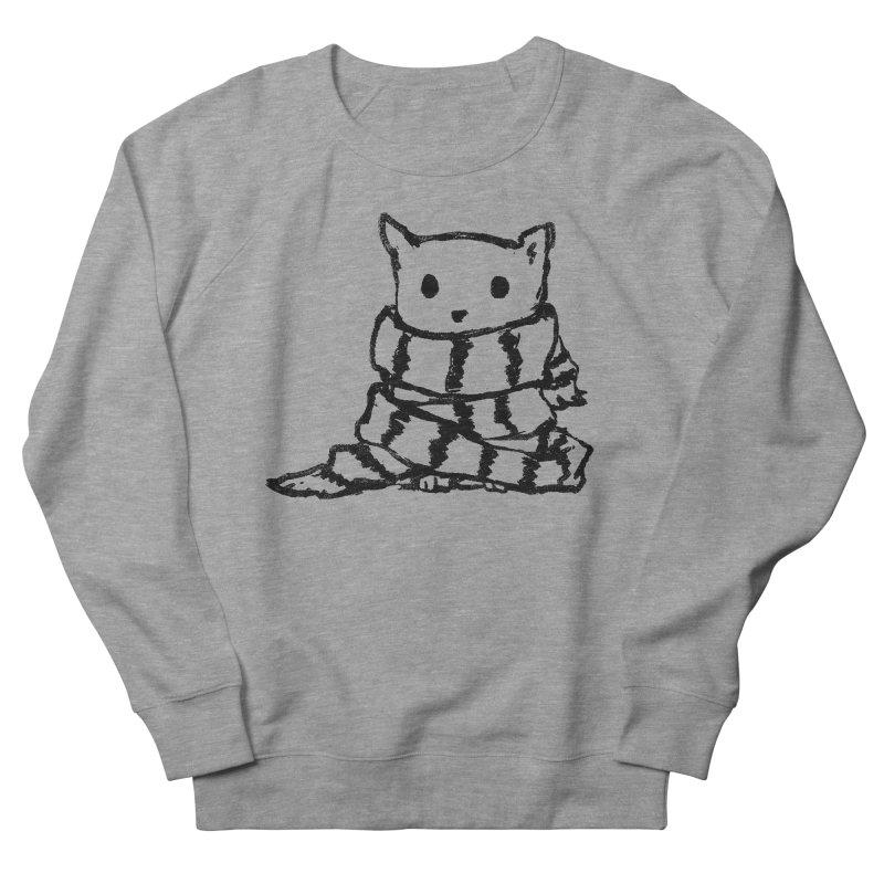 Keep Me Warm Women's Sweatshirt by Fox Shiver's Artist Shop