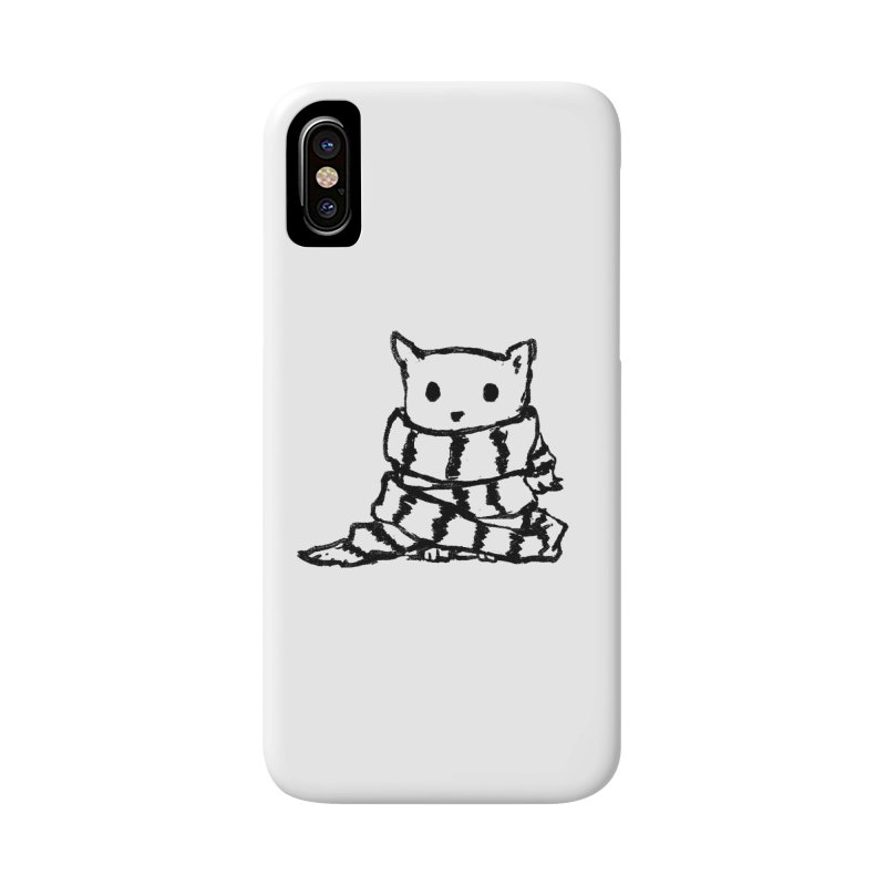Keep Me Warm Accessories Phone Case by Fox Shiver's Artist Shop