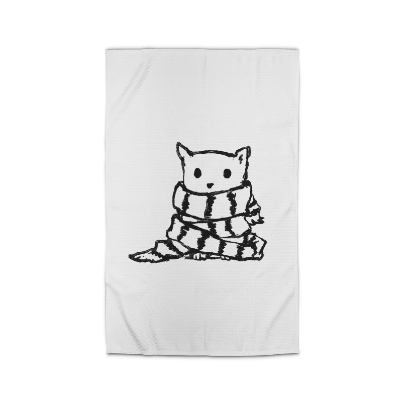 Keep Me Warm Home Rug by Fox Shiver's Artist Shop