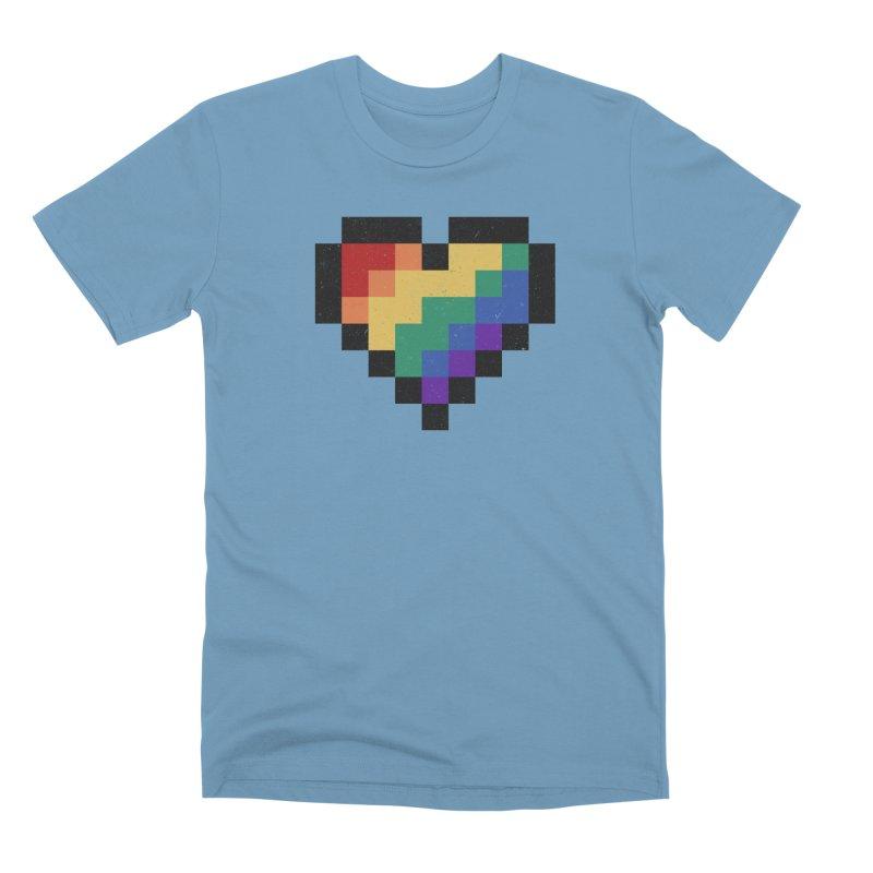 Weird Life Men's Premium T-Shirt by Fox Shiver's Artist Shop