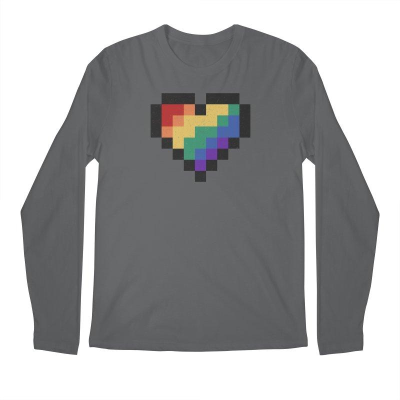 Weird Life Men's Regular Longsleeve T-Shirt by Fox Shiver's Artist Shop