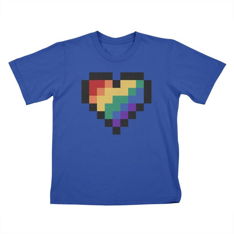 Weird Life Kids T-Shirt by Fox Shiver's Artist Shop