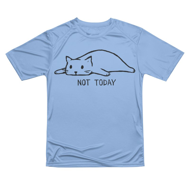 Not Today Women's T-Shirt by Fox Shiver