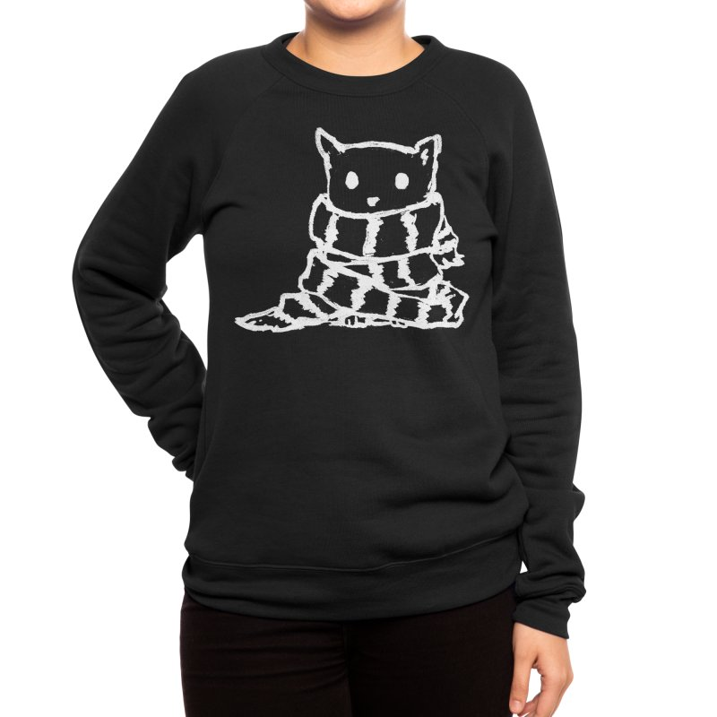 Keep Me Warm Women's Sweatshirt by Fox Shiver
