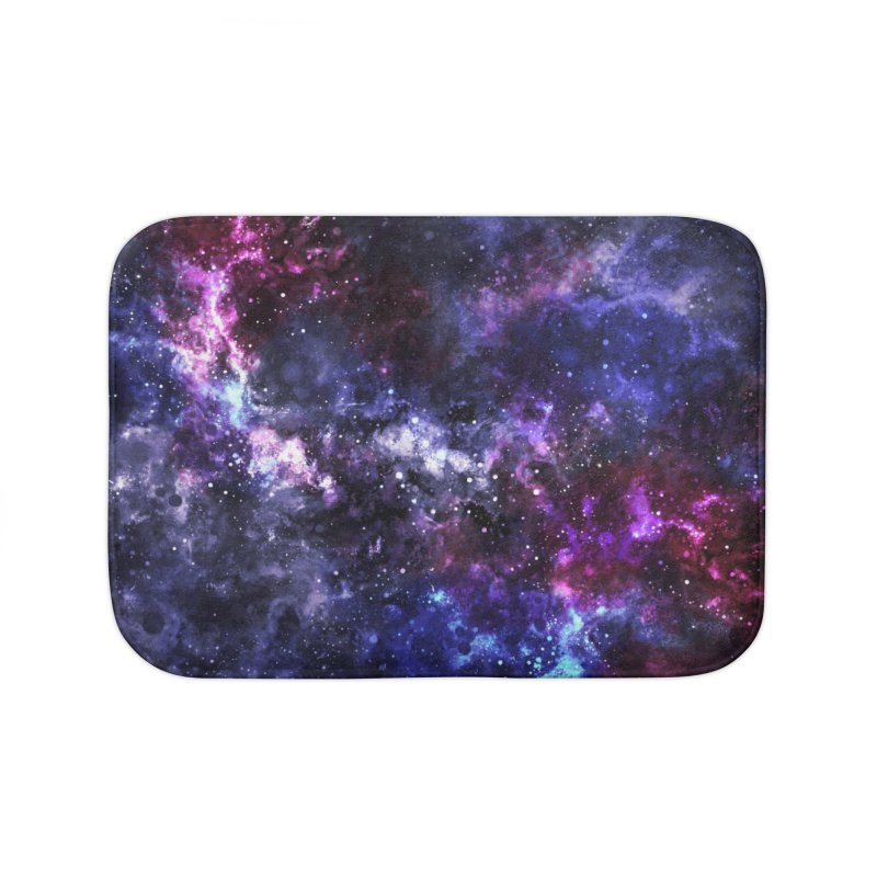 Inconceivably Vast Home Bath Mat by Fox Shiver