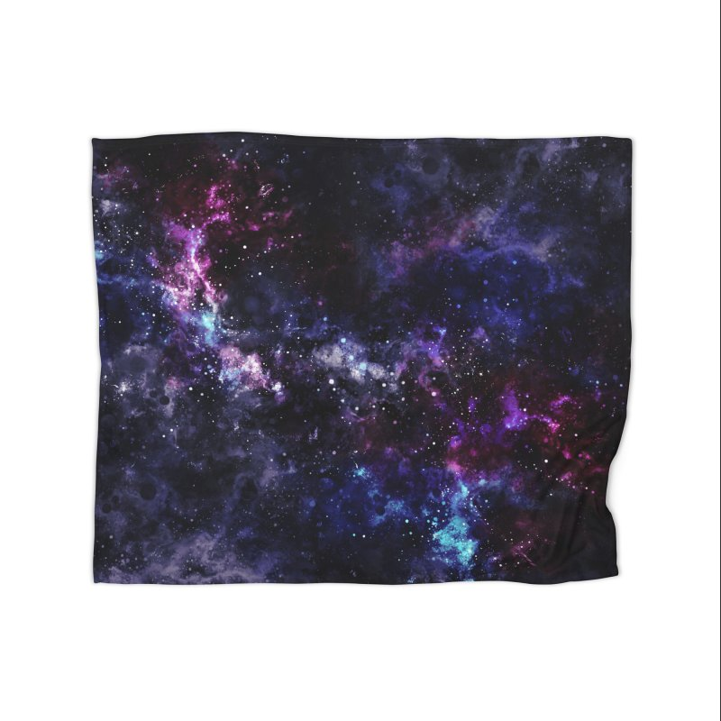 Inconceivably Vast Home Blanket by Fox Shiver's Artist Shop