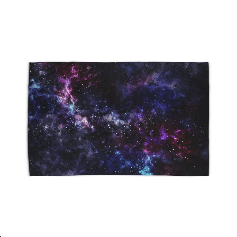 Inconceivably Vast Home Rug by Fox Shiver's Artist Shop