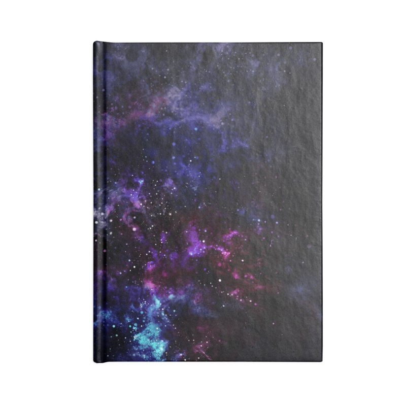 Inconceivably Vast Accessories Notebook by Fox Shiver's Artist Shop
